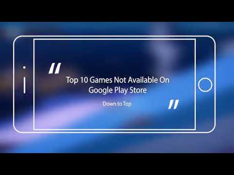10 Best Android Games Not Available at Playstore [Good Graphics]