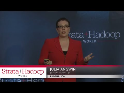 Is Privacy Becoming a Luxury Good? - Julia Angwin