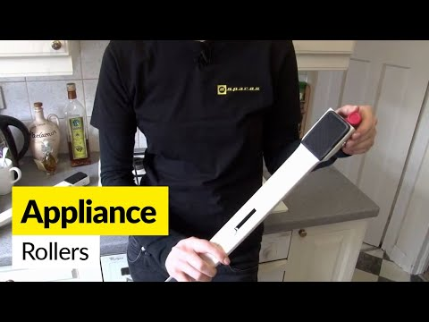 How to move heavy appliances using Appliance Rollers