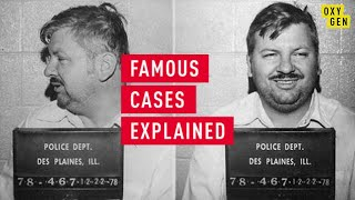 "Who is the serial killer dubbed ""the clown?"" john wayne gacy and how was he caught? what are names of victims? here details ..."
