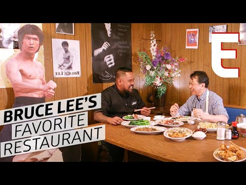 Oyster Sauce Beef at Bruce Lee's Favorite Restaurant — Cooking in America