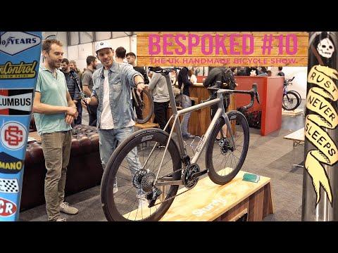 BESPOKED UK Handmade Bicycle Show 2021 - FULL REPORT! thumbnail