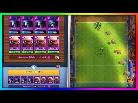 Thumbnail: 3 UNBELIEVABLE GLITCHES YOU WON'T BELIEVE in Clash Royale!
