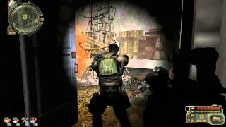 Stalker Зов Припяти #34 (Антенна