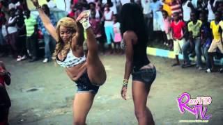 QQ - GHETTO GYAL- OFFICIAL HD MUSIC VIDEO (2013)
