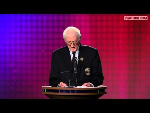 Dan Jenkins - 2012 World Golf Hall of Fame