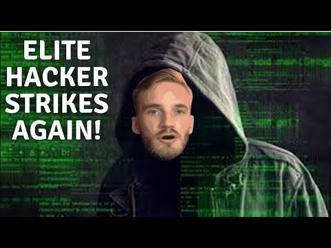 PewdiePie HACKS Wall St. Journal & Ubisoft Now Living In Fear!