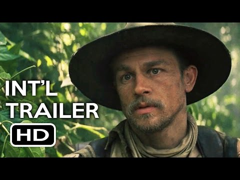 Thumbnail: The Lost City of Z Official International Trailer #1 (2017) Tom Holland Action Movie HD