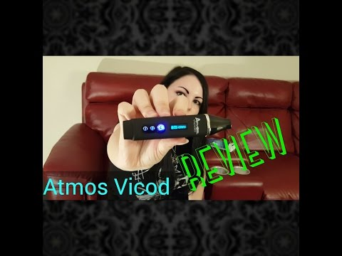 REVIEW of the Atmos Vicod Vaporizer