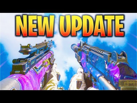 "BLACK OPS 3 ""NEW DLC WEAPONS"" SUPPLY DROP OPENING TODAY + BO3 NEW CHRISTMAS UPDATE (BO3 UPDATE 1.26)"