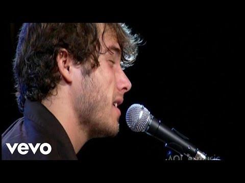 Jon McLaughlin - Indiana (AOL Music Breakers)