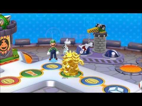 Mario Party 10 Amiibo Party: Gold Bowser