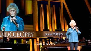 Jean Shepard  - Your Conscience Or Your Heart