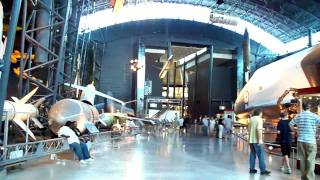 National Air & Space Museum Rockets (HD)