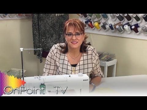 OnPoint TV Ep 305: Free Motion Quilting On A Lone Star