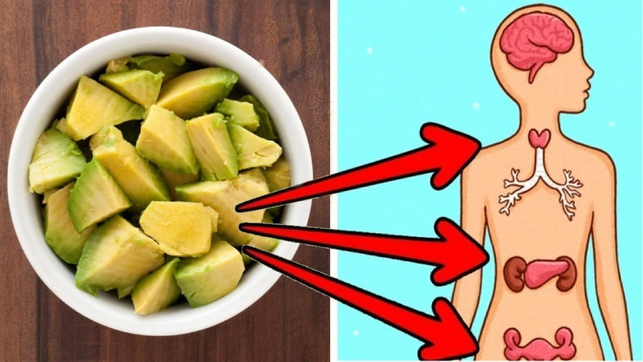 8 Amazing Things That Happen When You Eat An Entire Avocado Every Day
