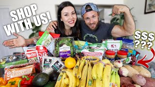 Vegan Grocery Haul | Shop With Us!