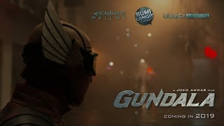 Official First Look GUNDALA (2019) - A Film by Joko Anwar