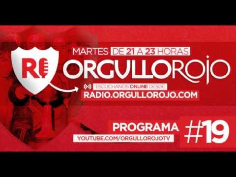 Orgullo Rojo #019 20/11