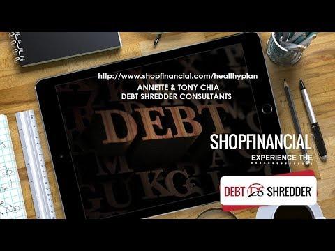 Debt Shredder-Your GPS To Zero Debt