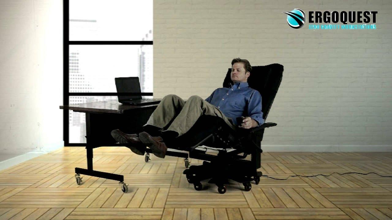 Zero Gravity Office Chair Uk Stool For Standing Desk Reclining Doovi