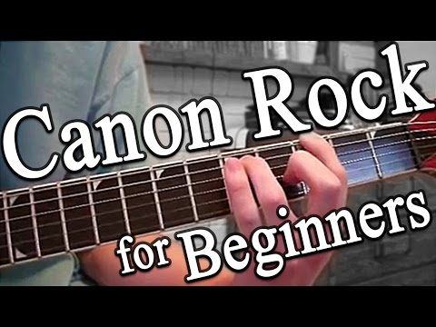 Canon Rock for beginners