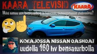 Koeajo: Nissan Qashqai 2020 DIG-T 160 DCT Tekna