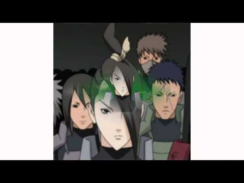 Naruto shippuden Senju clan All members - YouTube