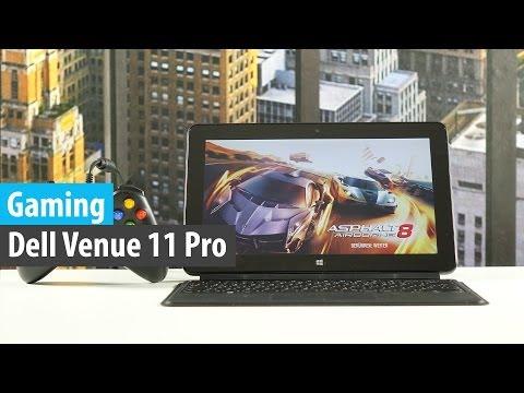 Dell Venue 11 Pro Gaming Test (Deusch) | tabtech.de