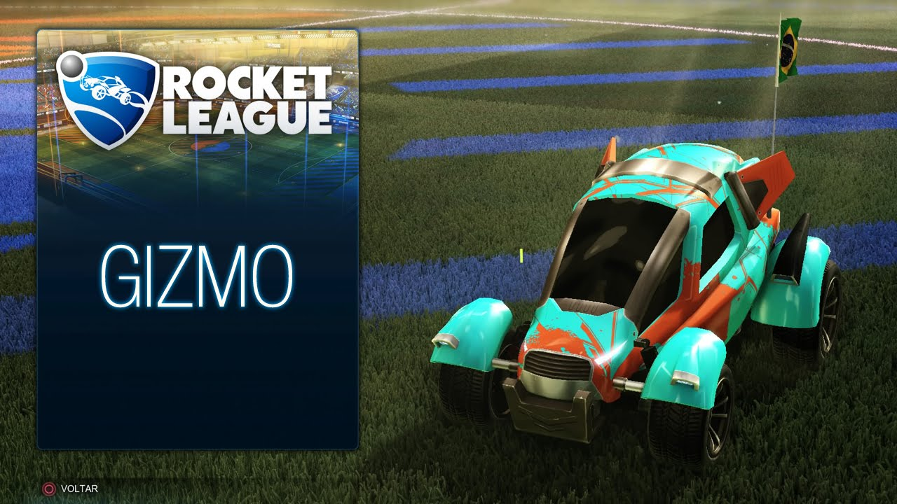rocket league gizmo