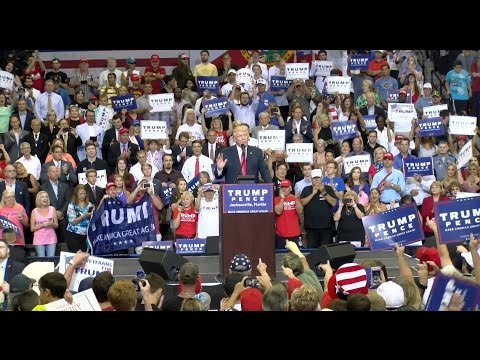 FULL EVENT: Donald Trump Rally in CINCINNATI, OH 10/13/16