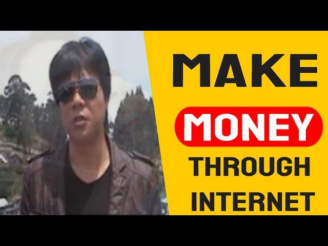 Make Money through Internet/Online by Tadu Gumbo