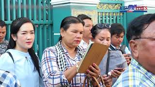 Kem Sokha released early today