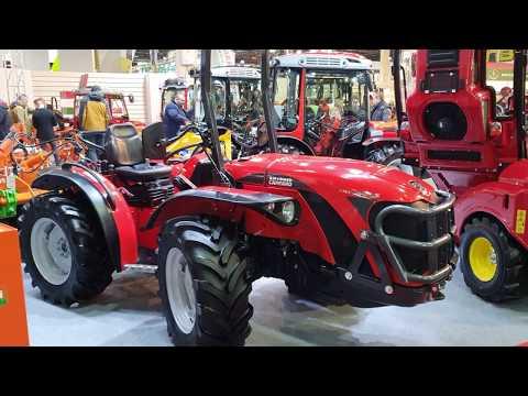 Antonio Carraro tractors 2020 4k
