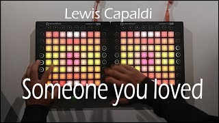 Lewis Capaldi - Someone You Loved (Future Humans Remix)  // Launchpad performance