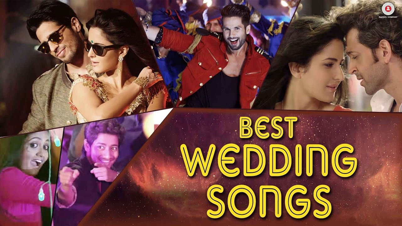 Best Hindi Bollywood Wedding Songs 2016