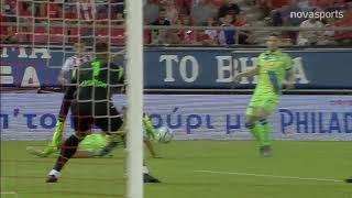 Ολυμπιακός - Αστέρας Τρίπολης: 1-0