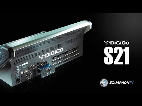 DiGiCo S21 - Patch