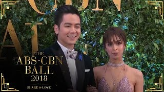 The ABS-CBN Ball 2018: Joshua Garcia and Julia Barretto | Red Carpet and Interview