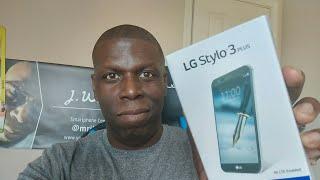 LG Stylo 3 Plus First impressions