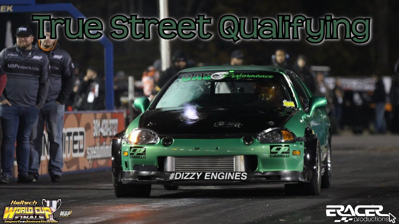 True Street Qualifying Rounds 3 5 Wcf Import Vs Domestic 2018 At Mdir Eracer