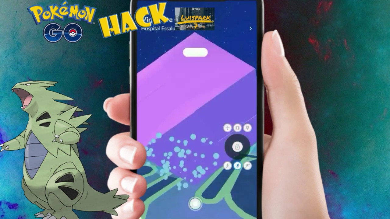 POKEMON GO HACK (Android 5 0, 5 1 ) / FAKE GPS JOYSTICK FULL APK