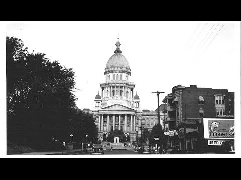 A History of the Illinois Capitol with Sen. Anderson