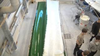 Making of topclass boat mold