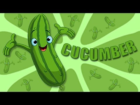 How to Pronounce 'CUCUMBER'?