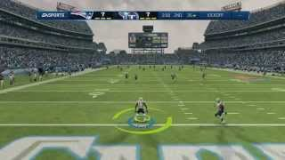 Madden NFL 13 xbox 360 gameplay career