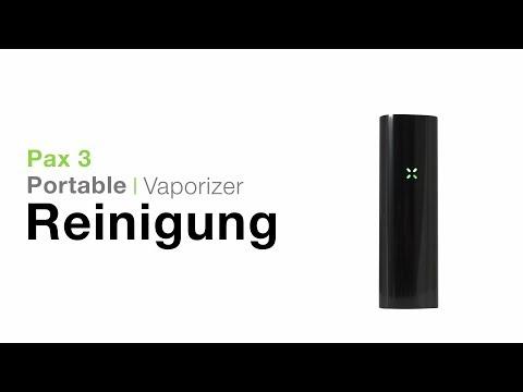 Pax 3 Vaporizer Verdampfer Reinigung – TVape