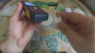 servo X7 - новый телефон на 3 симки с лазерным прицелом