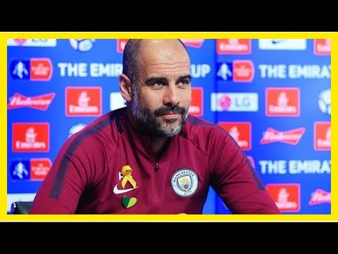 Pep Guardiola charged for wearing pro-Catalan ribbon
