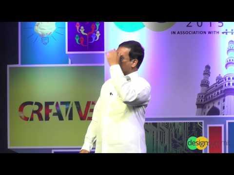 Arunachalam Muruganantham, The Menstrual Man At The Design Summit Hyderabad